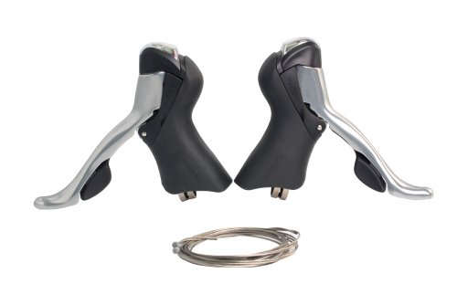 SHIMANO 10 Speed Tiagra ST-4600 Shifter/Brake Lever Set (Double)