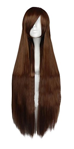 [Steins Gate Costume Kurisu Makise Cosplay Wig with Mesh Cap] (Kurisu Makise Cosplay Costume)
