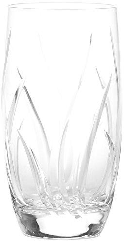 Mikasa Agena Crystal Highball Glass, 14.75-Ounce ()