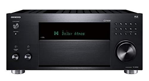 Onkyo TX-RZ830 9.2 Channel 4K Network A/V Receiver Black (Renewed) ...