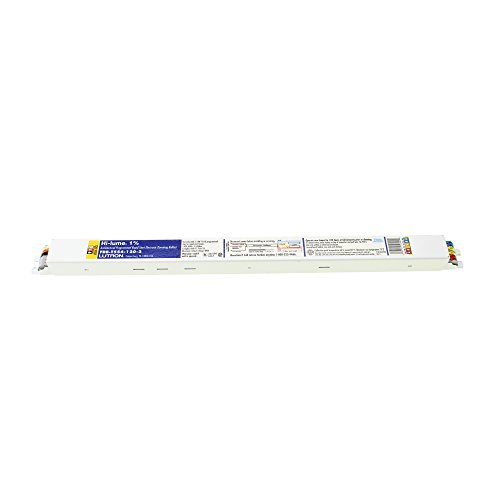 Lutron - FDB-T554-120-2 - Dimming Ballast, 120V, 45-9/32 In Lamp by Lutron