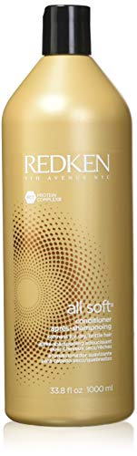Redken All Soft Conditioner - 33.8 oz (Best Shampoo And Conditioner For Soft Hair)