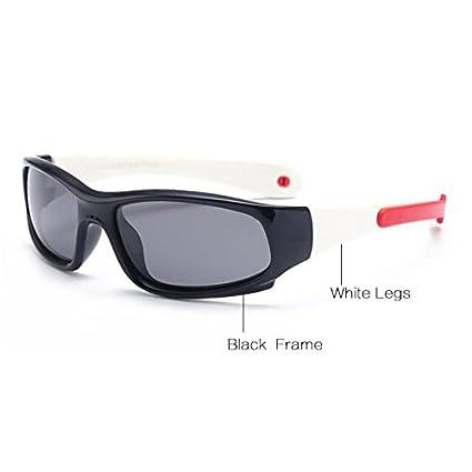 Pynxn Gafas de Sol Ni?os Ni?as polarizado los vidrios de Sun de
