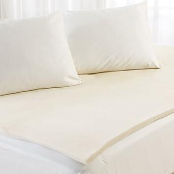 Dormir mejor pacífica dreams memoria colchón de espuma Topper, completo, soporte de placa: Amazon.es: Hogar