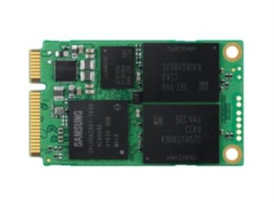 (SAMSUNG 250GB 860 EVO Series mSATA SATA III 3D NAND Internal Solid State Drive (SSD) MZ-M6E250BW)