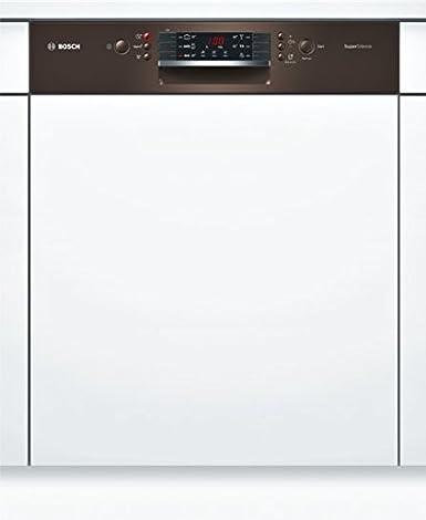 Bosch Serie 4 SMI46MM03E lavavajilla Semi-incorporado 14 cubiertos ...