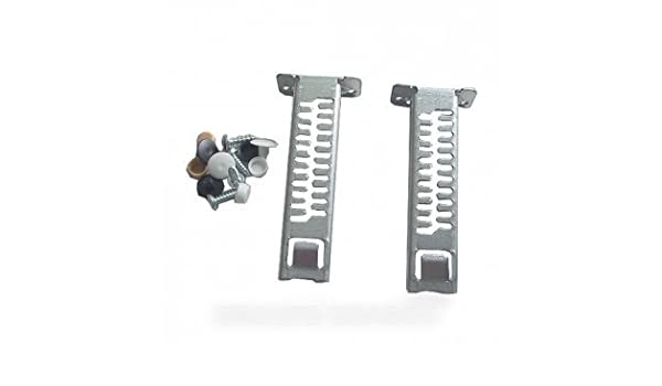 Bosch B/S/H - Juego de fijación de rodapié para lavavajillas Bosch ...