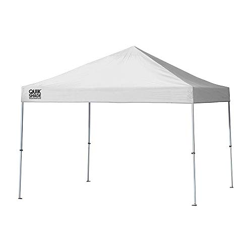 Quik Shade Weekender Elite 10 x 10 ft. Straight Leg Canopy, ()