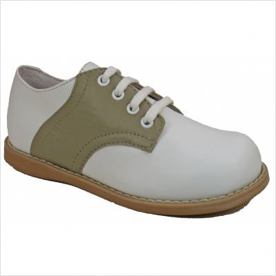 Willits Girls' Chris School Shoes,Brown Nubuck,7 D US by Willits (Image #2)