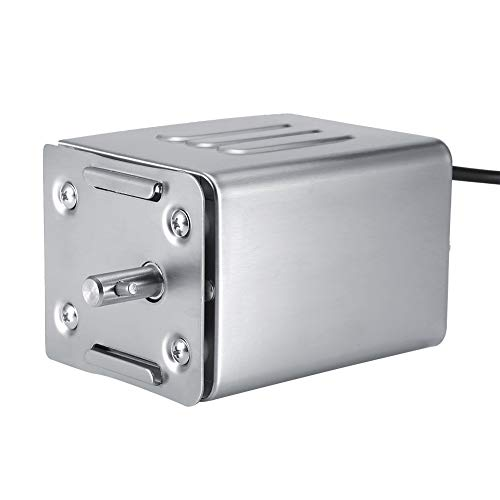 FTVOGUE BBQ Rotisserie Motor Electric Barbecue Grill Roast Meat Motor 50-70KGF(US Plug)