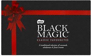Nestle Black Magic Boxed Chocolates 1 X 564g Biggest Box