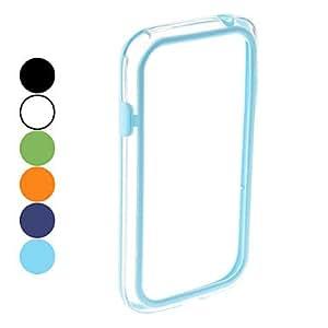 compra Protección del capítulo de parachoques para Samsung Galaxy I9082 Gran DUOS (colores surtidos) , Azul