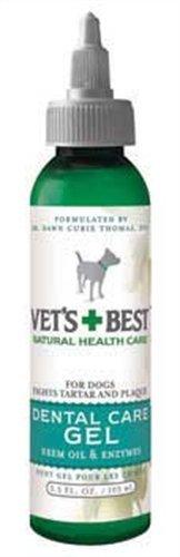 Vet's Best Dental Gel, 3.5-Ounce, My Pet Supplies