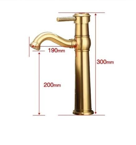 Better Quality Brass in its Whole has not of Lead Bronze high Coating Sinks Faucet Sinks