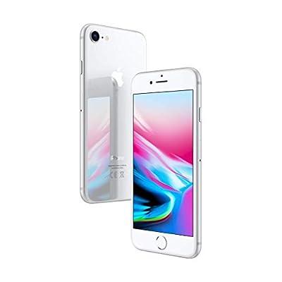 Apple iPhone 8 Plus 256GB Argento (Ricondizionato)