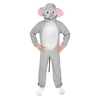 Elephant Animals and Bugs Costume for Unisex