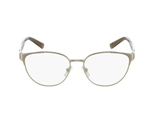 dfa48d9be2 Versace VE1238 Eyeglass Frames 1339-52 - 52mm Lens Diameter Brushed Pale  Gold VE1238-1339-52