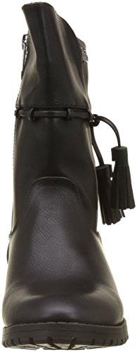 Les Ptites Bombes Damen Gladys Biker Boots Noir (Noir)