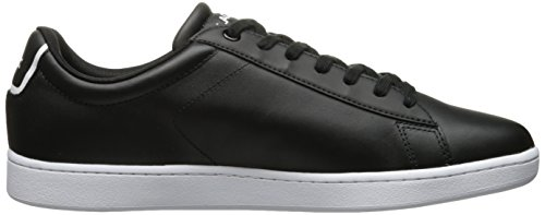 Lacoste Men's Carnaby Evo Fashion Sneaker Black outlet visit new top quality sale online brand new unisex sale online discount sast clearance finishline 7ERijdCT