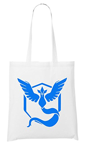 Team Mystic Bag White Certified Freak