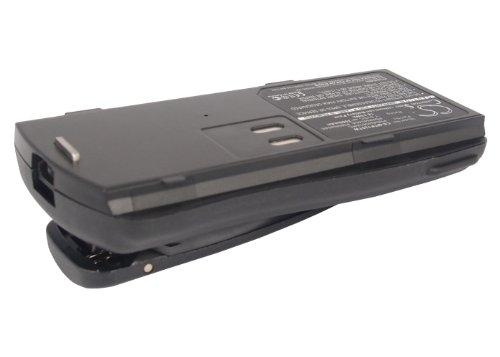 Battery2go - 1 year warranty - 7.5V Battery For MOTOROLA PMNN4046, PMNN4046A, PMNN4046R, GP2000s, GP2100, AXV5100, GP2000