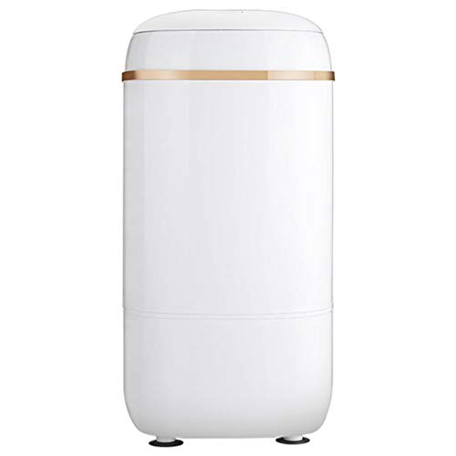 Household Semi-Automatic Washing Machine,Mini Washing Machine, Portable Washer for Compact Laundry Easily Operate, Space Saving 350700 MM(White