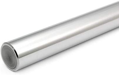 ZUSCHNITT 10 /à 2000 mm 27,50 EUR//m + 0,50 EUR par coupe Arbre de pr/écision 25 mm h6 aff/ût/é et durci