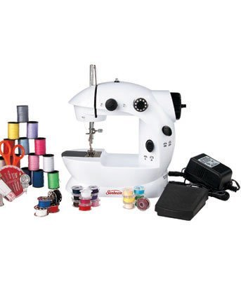 sunbeam-mini-sewing-machine-76-piece-sewing-kit-included-sb-08k
