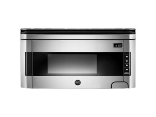 Bertazzoni KO30PROX 30 1.5 cu. ft. Over-the-Range Microwave Oven with 300 CFM Venting