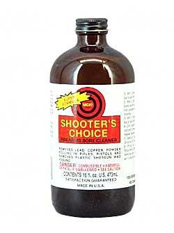 VENTCO SHCMC716C Shooters Choice Bore Cleaner 16oz 4pk Gun Stock ()