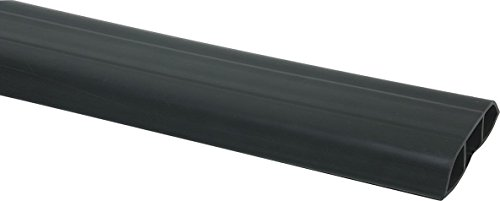 ble Protector, 2.6In x0.6In x5Ft, Black (Power First Cable Protector)