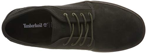 P01 Zapatos peat Hombre Marrón Dauset Nubuck Timberland Para Cordones De Oxford vT8q5