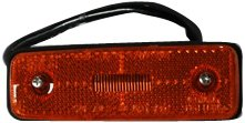 TYC 18-1153-90 Toyota Driver Side Replacement Side Marker Lamp