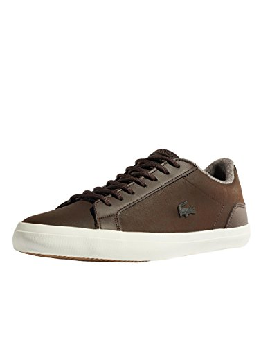 Lacoste Men's Lerond 318 2 Cam Trainers Brown (Dk Brw/Brw 2e2) big sale for sale PLsrNyko