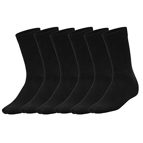 10 Élasthanne Chaussettes Quodienne Socquettes Paires 4 Unisex Pour 8 Respirantes Noir Et 6 Vie Aibrou Lot Sport Coton Comfortables De La Hommes qx4WpI