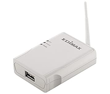 Wireless PRINT server 1 puerto USB para impresoras PE-1210UN ...