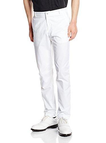 Nike Golf Men's Modern Tech Woven Pants White/Wolf Grey Pants 36 X 32 ()