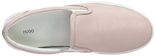 HUGO Cleah-Vs 10191394 01, Mocassini Donna, Rosa (Pastel Pink 685), EU