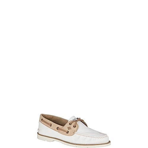 Sperry Top-Sider Leeward Chambray Boat Shoe Men 8 ()