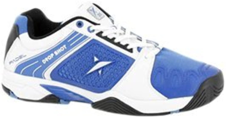DROP SHOT Zapatillas Rider XC Blanco 45: Amazon.es: Zapatos y complementos