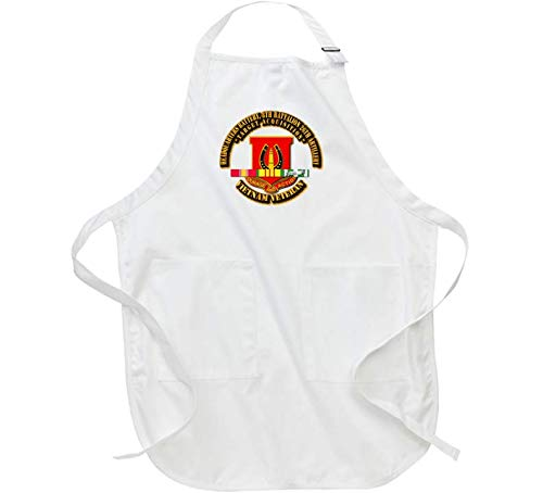 HHB - 8th Battalion, 26th Artillery - Apron - White