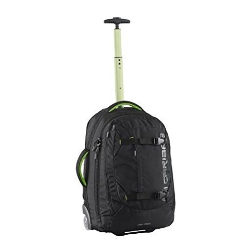 Caribee Fast Track Wheeled Trolley Case Backpack with Casual Daypack ... 40ceb2aa040ea