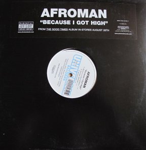 Afroman - Afroman Because I Got High - Zortam Music