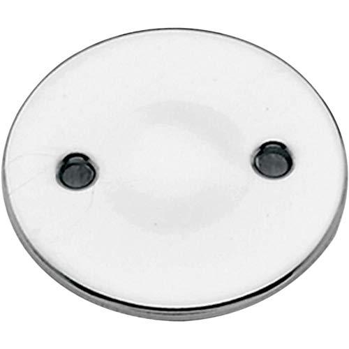 Paughco Dimpled Inspection Cover - Chrome 758