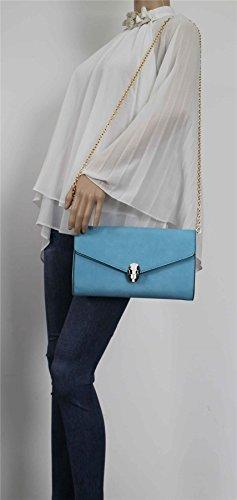 SwankySwans SwankySwans Bleu pour femme Pochette Pochette f075ww