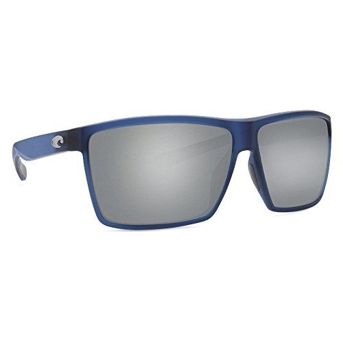 Costa Unisex Rincon Matte Atlantic Blue/Gray 580g One - West Website Sunglasses