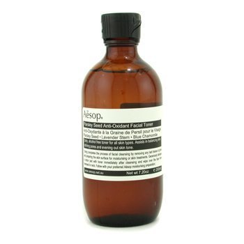 Aesop Cleanser 7.2 Oz Parsley Seed Anti Oxidant Facial Toner For Women ()