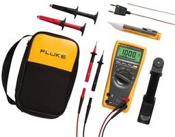 Fluke Fluke-179/1ac-ii Kit Multimeter, Digital, Handheld