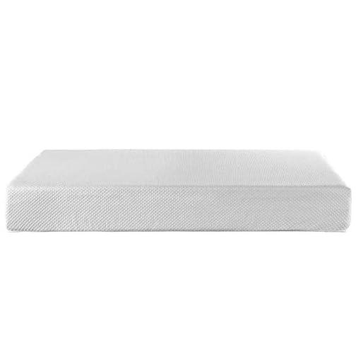 Modway Aveline 6″ Narrow Twin Mattress, White