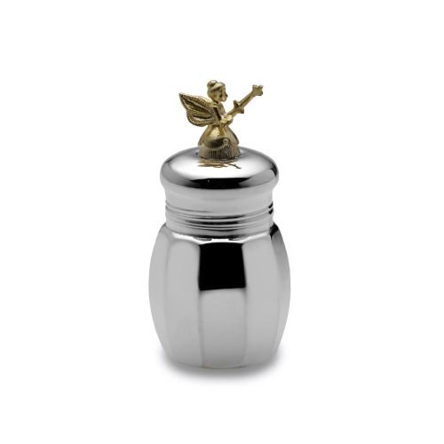 Empire Sterling Silver Gold Plated Tooth Fairy Box - Tall by Empire Silver